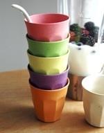 Cupful of colour - bekerset M - rainbow - Zuperzozial