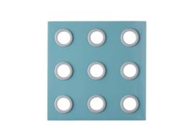 Onderzetter domino - Nordic green - Mepal