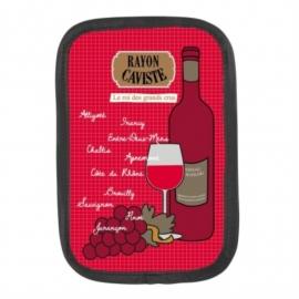 Wijnkoeler - caviste - Derriere la porte