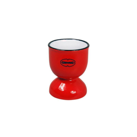 Eierdop - egg cup - rood - Cabanaz