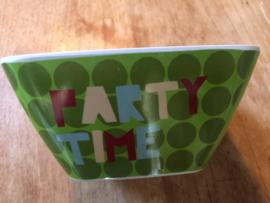 Schaaltje voor olijven - party time - Derriere la porte