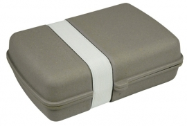 Lunchtime - lunchbox grijs - Zuperzozial