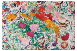 Placemat - bloemen voor een gebloemde lap - Bekking & Blitz