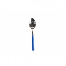 Opscheplepel blauw - brio - Eme Inox Italy
