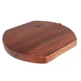 Plank - mangohout - 25cm. - Kitchen Trend Products