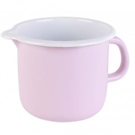 Schenkkan - emaille roze - Kitchen Trend Products