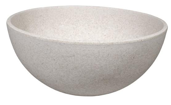 Big bowl - kom wit - Zuperzozial