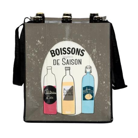Flessentas - boissons de saison - Derrière la porte