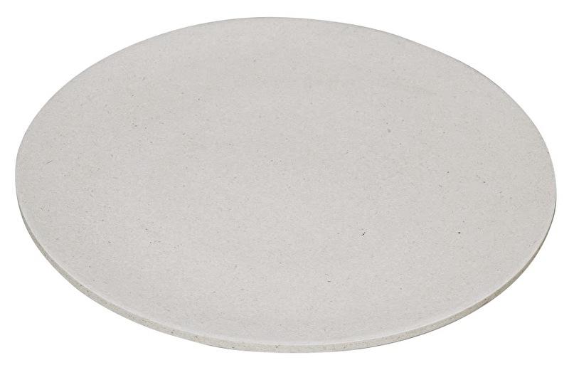 Small bite plate - bord wit - Zuperzozial