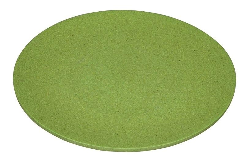 Small bite plate - bord groen - Zuperzozial