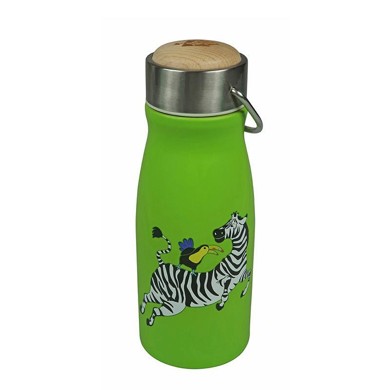 Thermosfles - zebra - The Zoo