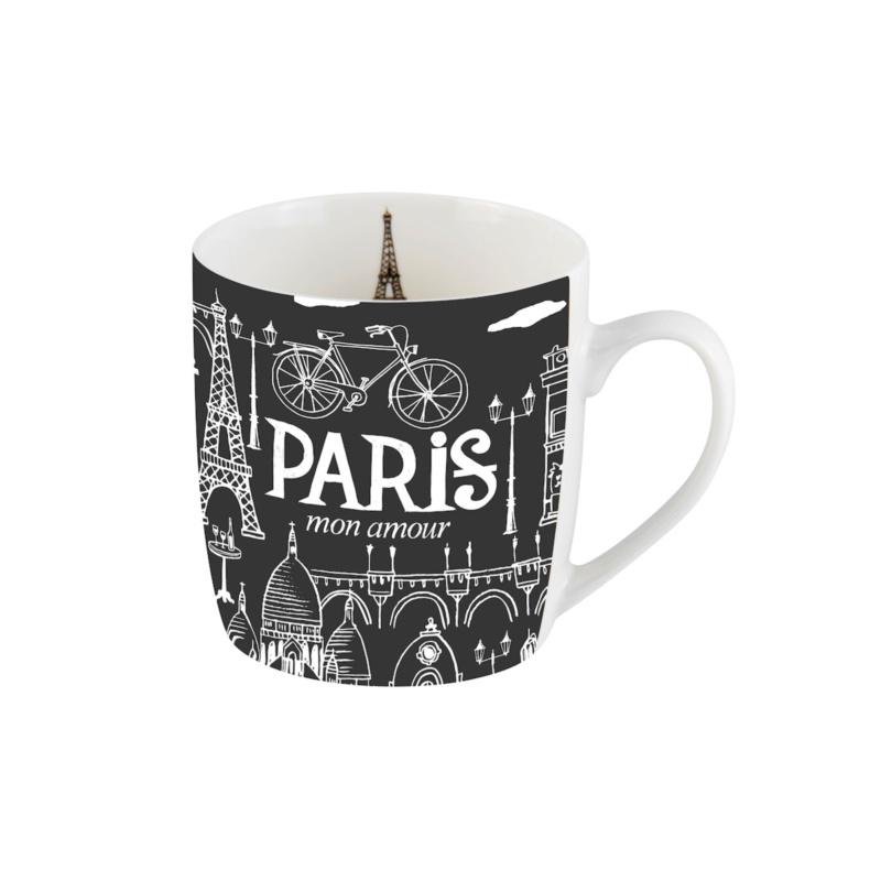 Mok - Paris mon amour - Derriere la porte