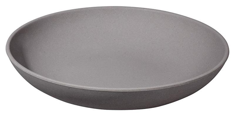 Deep bite plate - bord grijs - Zuperzozial