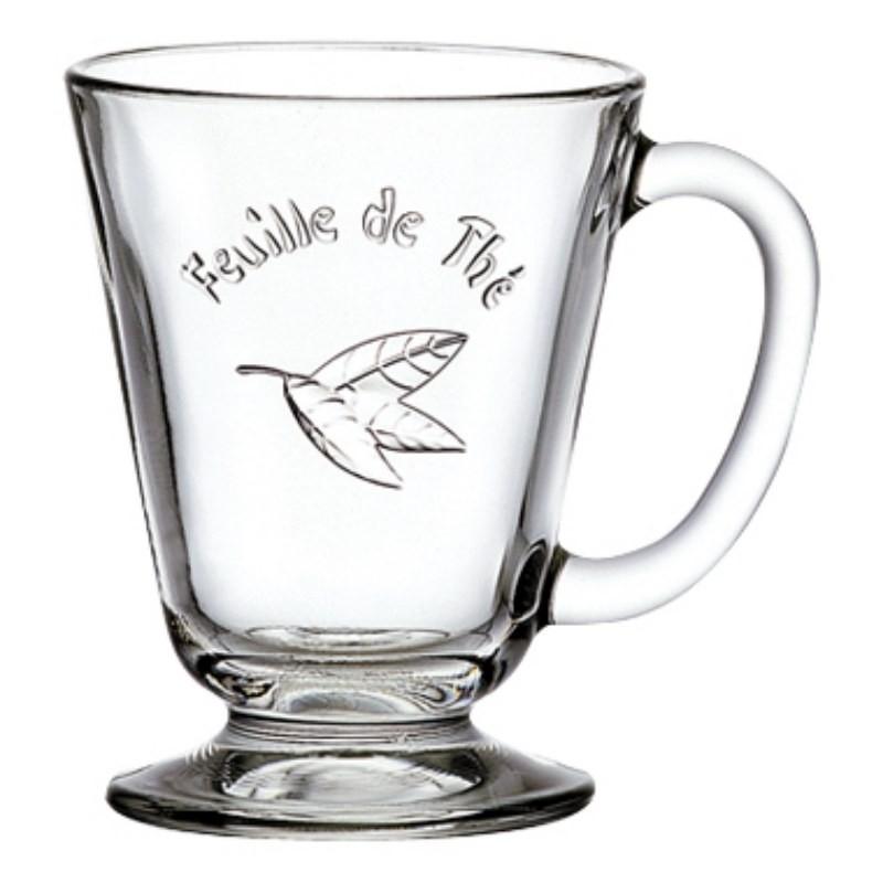 Theeglas - feuille de thé - La Rochere