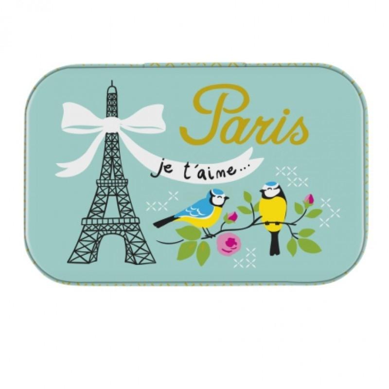 Blikje - Paris je t'aime - Derrière la porte