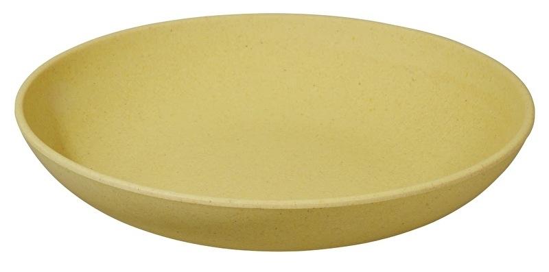 Deep bite plate - bord geel - Zuperzozial