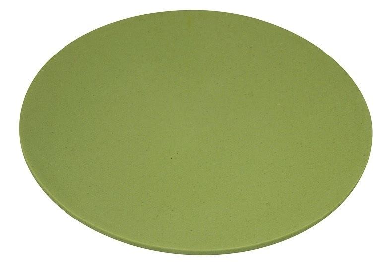 Small bite plate - bord lichtgroen - Zuperzozial