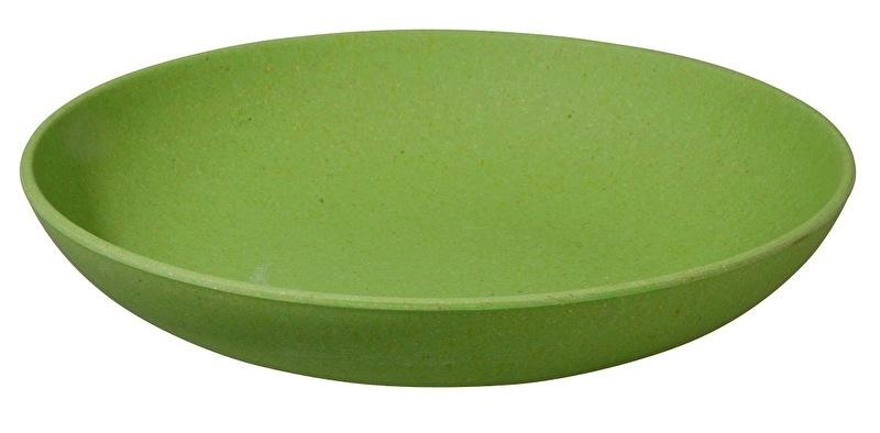 Deep bite plate - bord groen - Zuperzozial