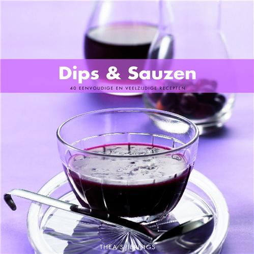 Dips & sauzen - Thea Spierings