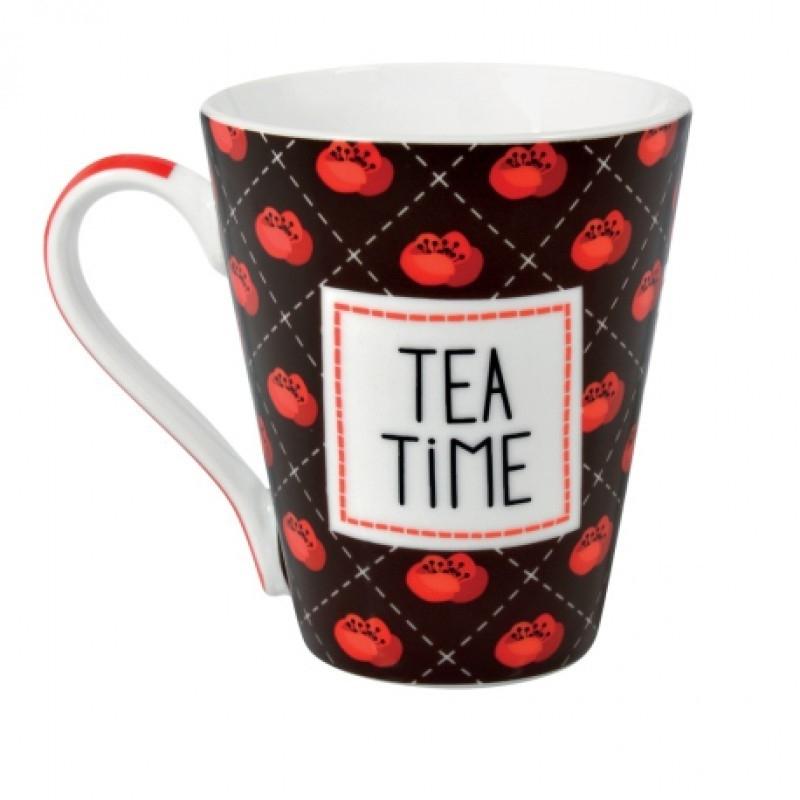 Mok - tea time  - Derriere la porte