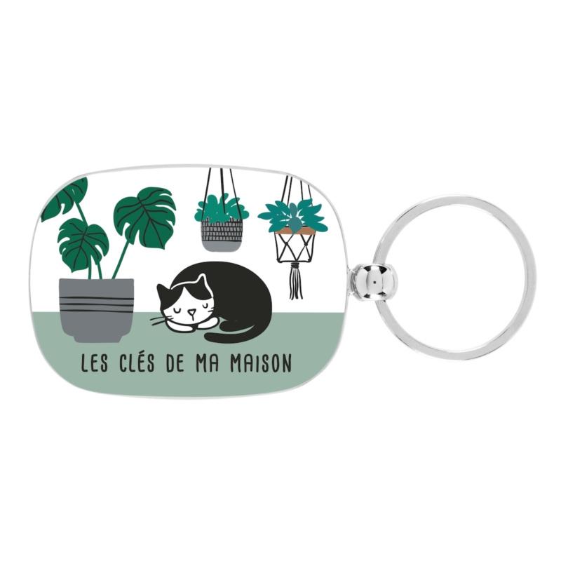 Sleutelhanger -les clés de ma maison - Derriere la porte