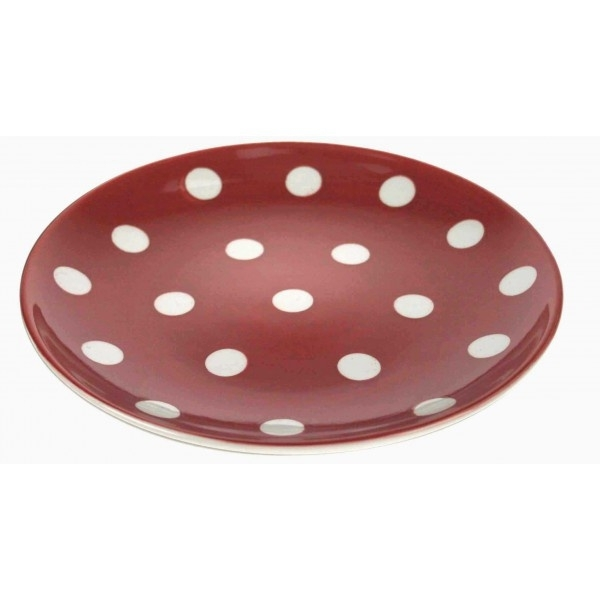 Bord - stip bruin - Kitchen Trend Products