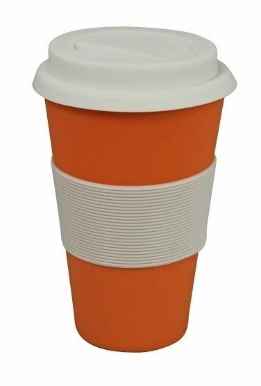 Cruising travel mug - automok oranje - Zuperzozial