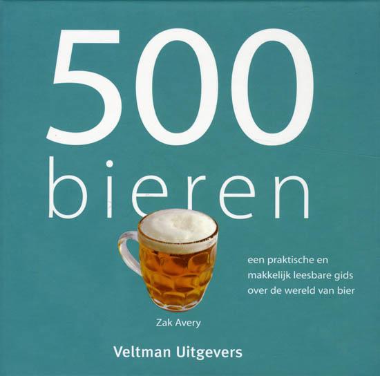 500 bieren - Z. Avery