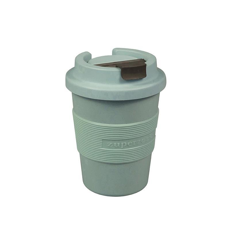 Time out travel mug - blauw - plantfiber - Zuperzozial