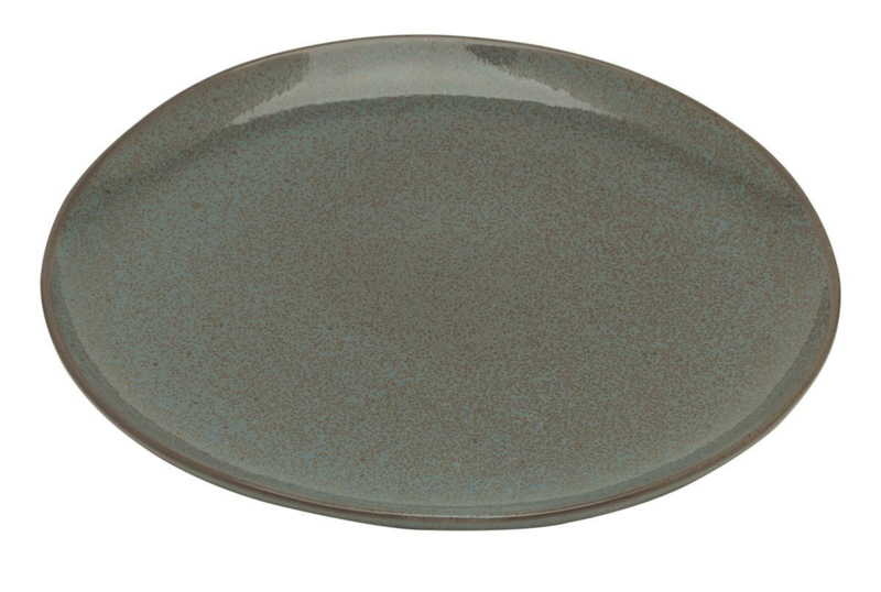 Ontbijtbord - Stone - petrol - Kitchen Trend Products