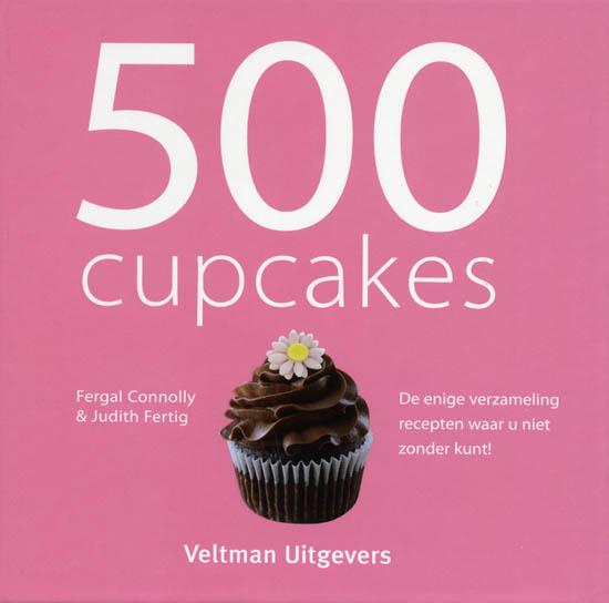 500 cupcakes - F. Connolly & J. Fertig
