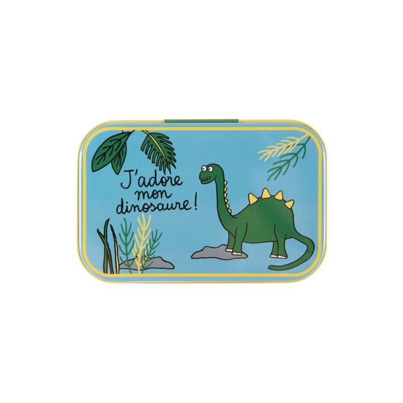Blikje - mon dinosaure - Derriere la porte
