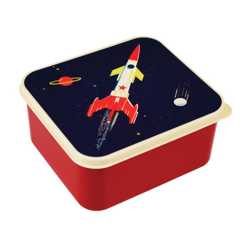 Lunchbox - Raket - Rex London
