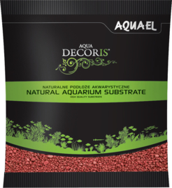 Gravel Aqua RED 1KG - 121318