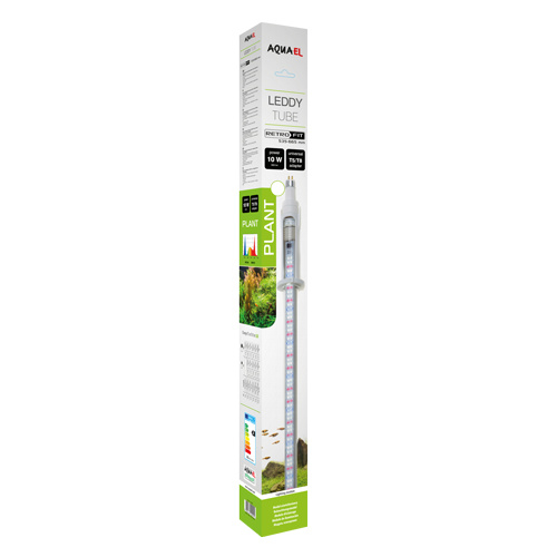 Leddy tube retrofit plant 18watt 115-120cm - 114053