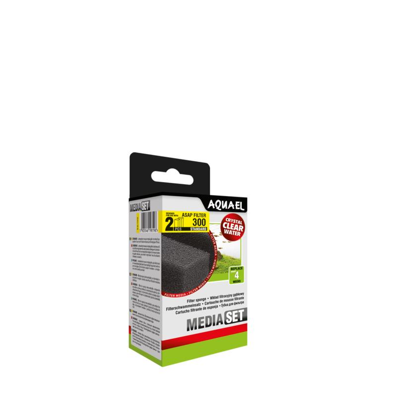 ASAP 300 Filterspons  2 stuks - 113732