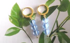 Hearts Blue Sapphire