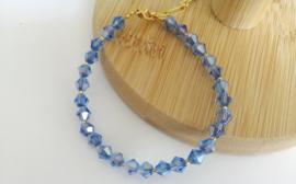 Blue Sapphire Sparkle
