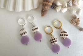 Shell and Lilac
