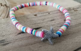 Starfish Sparkling Colours