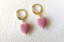 Milky Pink Heart