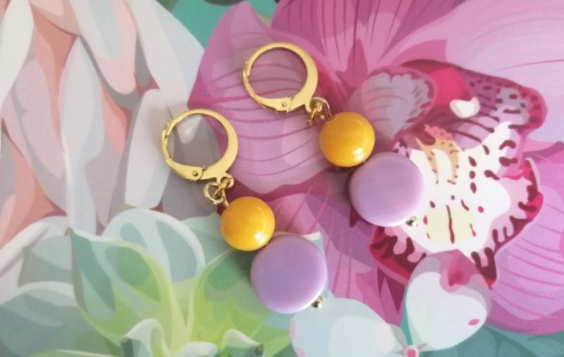 Jade Yellow Lilac