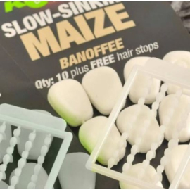 Korda Slow Sinking Maize Banoffee White