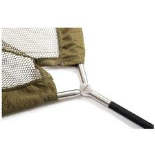 Century Stainless/Carbon Landing Net
