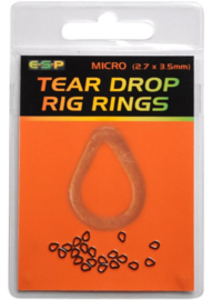 ESP Tear Drop Rig Rings