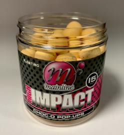 Mainline High Impact Pop Ups - Choc O 15mm