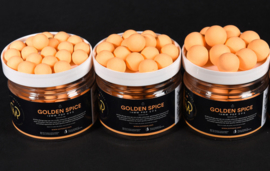 Golden Spice Pop Ups
