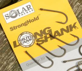Solar Long Shank Hooks