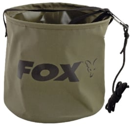 Fox Large Collapsible Water Bucket