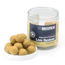 CC Moore Hard Hookbaits Live System